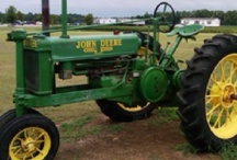 """Deere"" Crossing / John Deere Obsession: All things GREEN & YELLOW!  / by Rodger Mangold"
