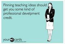 Classroom Set-Up/Design / Classroom decor, bulletin board ideas, and classroom organization. / by Ashley