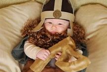 Costumed Kiddos / Fun sized costumed cuteness