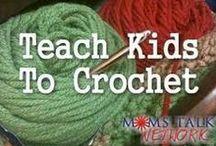 Crochet / by Heather Hendricks