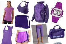 Get your gear on / Comfortable and pretty clothes for working out! / by Namrata