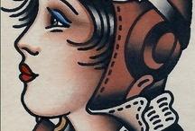 Tattoo Inspiration / by Akasha Fryman