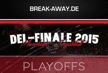 Eishockey-Podcast / Die neusten Folgen von Break-Away.de - dem deutschen Eishockey-Podcast seit 2006.