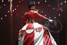 Join the Circus  / Inspiration for Circus/Carnival costumes and party