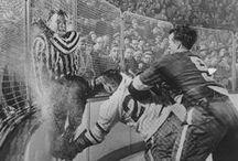Good Old Hockey Game / Fotos aus den vergangenen Zeiten