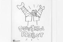 ::Guía regalos:: Robots&Aliens