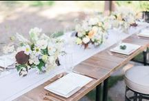 Styled Shoot - Front Porch Farms / Inspiration pins and photos from the actual styled shoot. Enjoy!