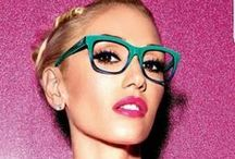 Seeing Stars / Fashionable frames supported by celebrities