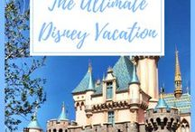 Disney Vacation Planning / General Disney vacation planning tips to help your family experience their dream trip, whether you're planning to visit Walt Disney World, Disneyland, Aulani, Disney Cruise Line, or Adventures by Disney.
