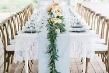 Hawaiian Chic- Oh So Inspired 2016 / A neutral color palette of whites, sands, accented with lush greenery and natural textures such as wicker and teak. This wedding has a touch of whimsy while still being chic and sophisticated. #stylemepretty #ohsoinspired16 #osi16 #standardpartyrentals