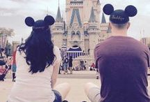 Disney Baby Announcement Ideas / Get ideas for celebrating your pregnancy on a Disney vacation with a Disney baby announcement.