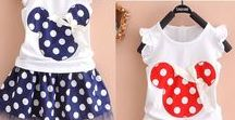 Disney Parks Style for Kids: Disney Vacation Outfits & Disneybound Ideas / Get ideas for cute Disney outfits for your kids, including Disneybound clothing inspired by your favorite Disney characters.