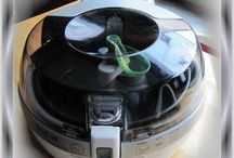 Actifry / Cooking with Tefal Actifry