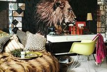Stylishly Styled  / Interior styling techniques, ideas & spaces I admire. / by Mayne Did It