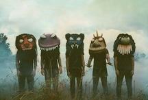 Monstrous / by Jaime Evans