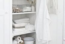 The smell of laundered linen