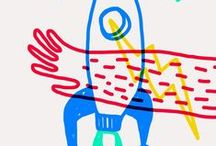 Illustrated / by Paulina Leska-Meehan