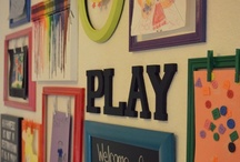 Home | Playroom / by Shannon Payne