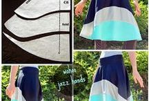 Inspiration / Sewing ideas / by Kate Martin