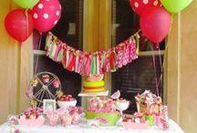 Birthday Ideas / by Kate Martin