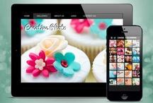 Stunning Website Templates / by CMD Websites