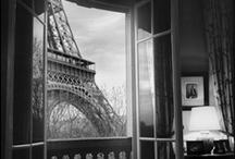 Paris... mon amour! / J' adore <3 la plus belle ville du monde