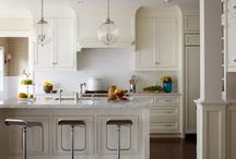 Kitchens to Drool Over / This is my collection of some of the most exquisite kitchens I have ever seen. Many unusual and beautiful custom detailings. My favorite kitchens are still white, however, many of these are not white and still wonderful.