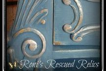 Paint and Repurpose! / by Veronica Irving-Roberts