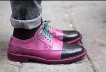 Men's Shoe Inspiration / by Sam Brady