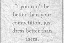 Fashion Quotes / by Sam Brady