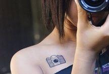 Camera Tattoos / by CMD Websites