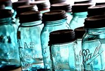 Canning jars / by Marie Morris