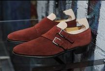 Men's Shoes / The best of menswear shoes. / by Sam Brady