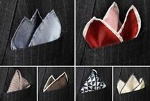 Ties and Pocket Squares / The very best of menswear ties and pocket squares