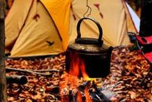 Let's Rough it! / Camping ideas