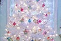 Christmas; my favorite holiday / Christmas decor ideas