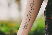 Ink / by Emily Wilkinson
