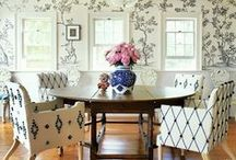 wallpaper and murals / there are so many wonderful wallpapers on the market today.