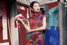 Lunar New Year 2015 Outfit Ideas / Fashion to greet the year of the Sheep