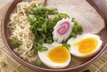 I Love Asian Food / Lo ammetto: ho un debole per la cucina asiatica. Dato che adoro i colori, i sapori e i profumi di queste pietanze, le ho preparate a casa mia e qui trovate le ricette, volete favorire? :)
