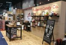 Sweets & Snacks Expo / The Sweets & Snacks Expo is exactly what the name describes, a tradeshow for candy, chocolate, and snack food companies. This year Condit had five clients exhibit at the show, including new client, Old Dominion.