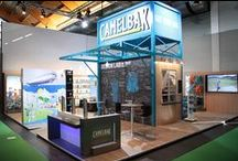 International Exhibits / If you have strong overseas markets, it's probably a great idea to bring your brand closer to them. We've worked with a number of stateside clients transition their exhibit and brand abroad.