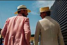 Men of Pitti / Showcasing the men's fashion from Italy's Pitti Uomo. / by Sam Brady