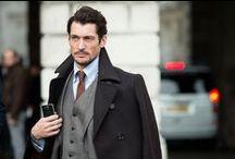 David Gandy / Images of the British model, David Gandy / by Sam Brady
