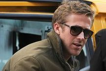 Ryan Gosling / A board dedicated to the style of actor, Ryan Gosling.