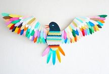 Papel / Paper crafts / Dear paper / by Paulina Cabanillas