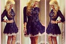 Dress me up to dress me down / by Alexis Holman