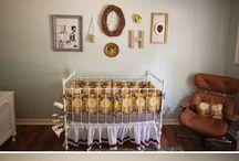 Nursery Ideas / by Courtney Moucka