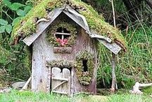 Fairy homes for the garden / by Wendy W