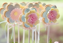 Baby-Shower-Cookies / Beautiful baby-shower-cookies makes great baby-shower-favors / by BABY SHOWER STATION.com